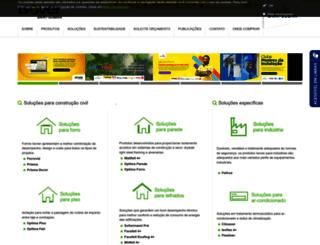 isover.com.br screenshot