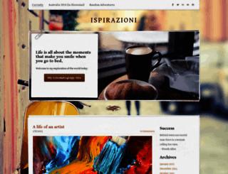 ispirazioni.weebly.com screenshot