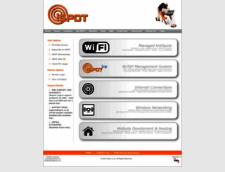 ispot.co.za screenshot
