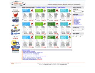 ispro.net screenshot