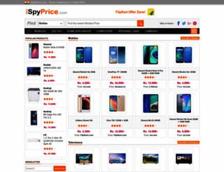 ispyprice.com screenshot