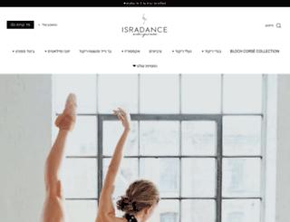 isradance.net screenshot