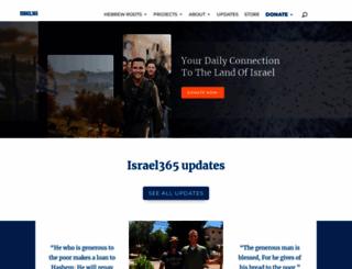 israel365.com screenshot