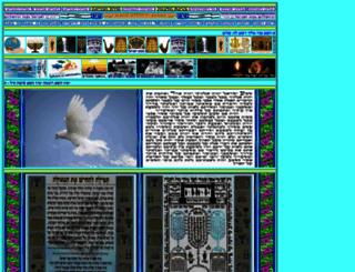 israele.byethost16.com screenshot