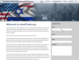 israeltrade.org screenshot