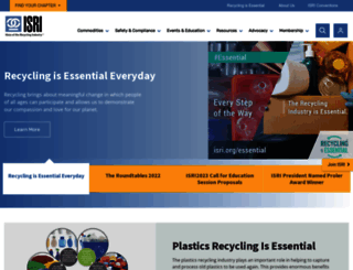 isri.org screenshot