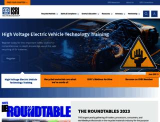 isri.org screenshot