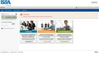 issa.ilinc.com screenshot