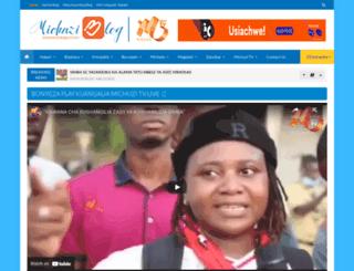 issamichuzi.blogspot.se screenshot