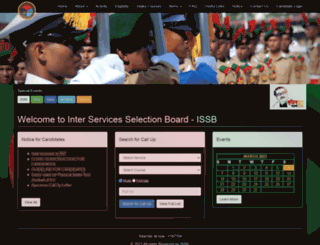 issb-bd.org screenshot