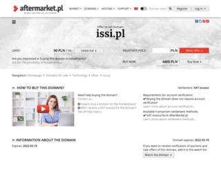 issi.pl screenshot