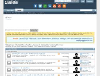 ista4all.info screenshot