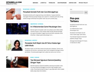 istanbella.com screenshot