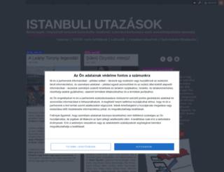 istanbul.blog.hu screenshot