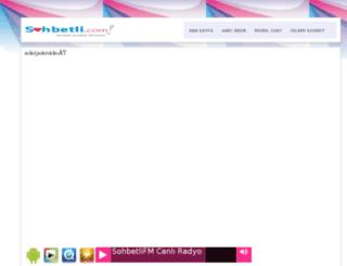istanbul.chatyap.net screenshot