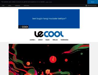 istanbul.lecool.com screenshot