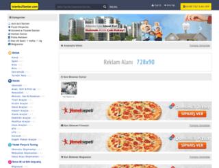 istanbulilanlar.com screenshot