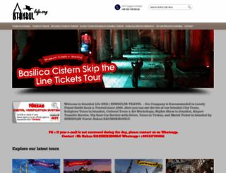istanbullife.org screenshot