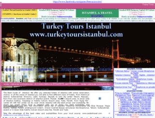 istanbultravel.club screenshot