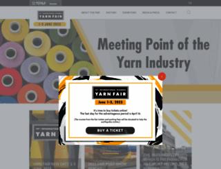 istanbulyarnfair.com screenshot
