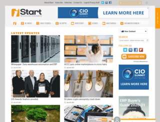 istart.co.nz screenshot