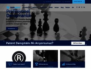 istekpatent.com screenshot