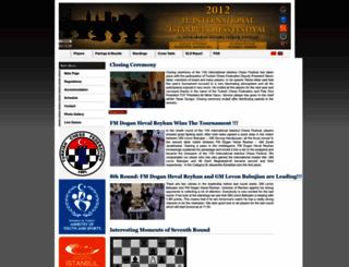 istfest2012.tsf.org.tr screenshot