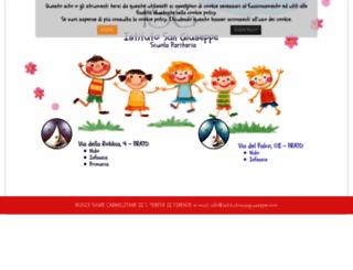 istitutosangiuseppe.com screenshot