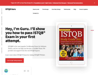 istqb.guru screenshot