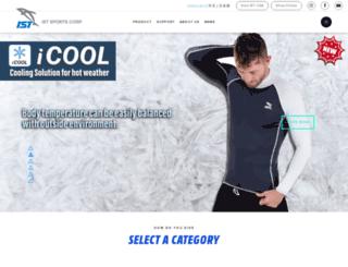 istsports.com screenshot
