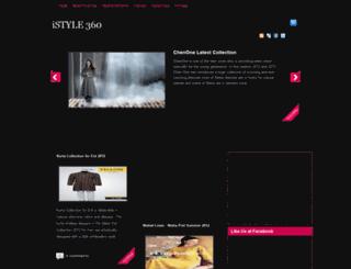 istyle360.blogspot.com screenshot