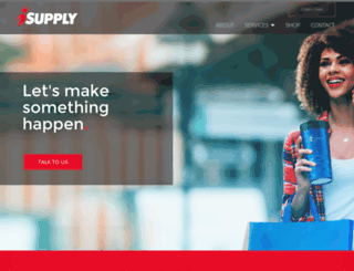 isupplyonline.com screenshot