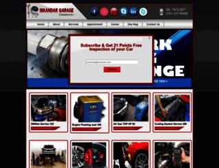 isvrg.com screenshot