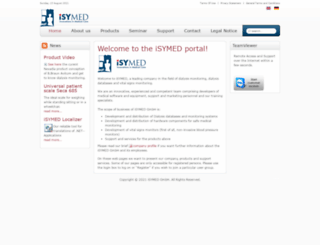 isymed.com screenshot