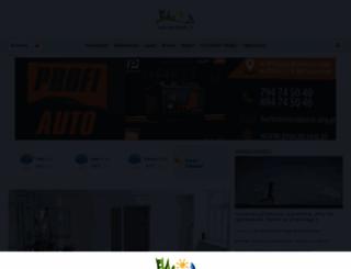 iszczecinek.pl screenshot