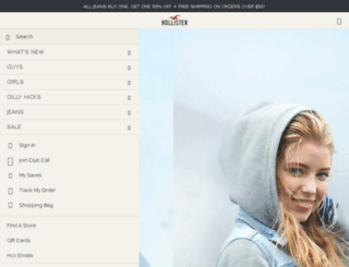 it-eu.hollisterco.com screenshot