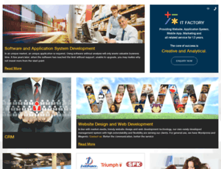 it-factory.com.hk screenshot