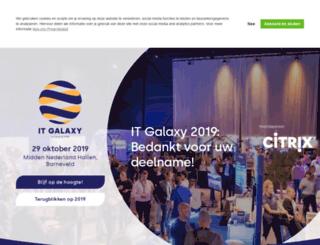 it-galaxy.nl screenshot