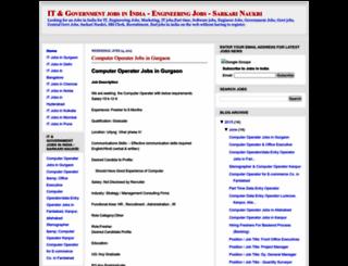 it-jobs-in-india.blogspot.com screenshot