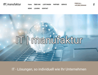it-manufaktur.com screenshot