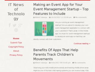 it-news-of-technology.blogspot.com screenshot