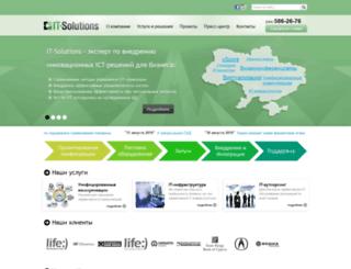 it-solutions.com.ua screenshot