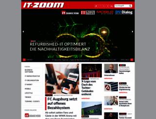 it-zoom.de screenshot