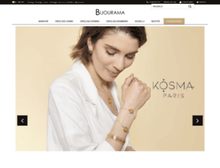 it.bijourama.com screenshot