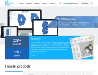 it.cadsofttools.com screenshot