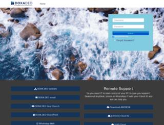 it.doxadeo.org screenshot