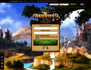 it.elvenar.com screenshot