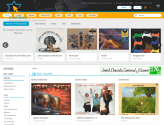 it.israel-music.com screenshot