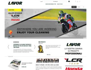 it.lavorwash.com screenshot