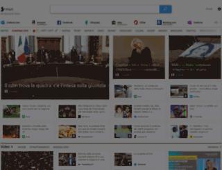 it.msn.com screenshot